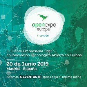 OpenExpo Europe Madrid 2019