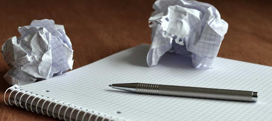 Errores al escribir posts | MarTech FORUM