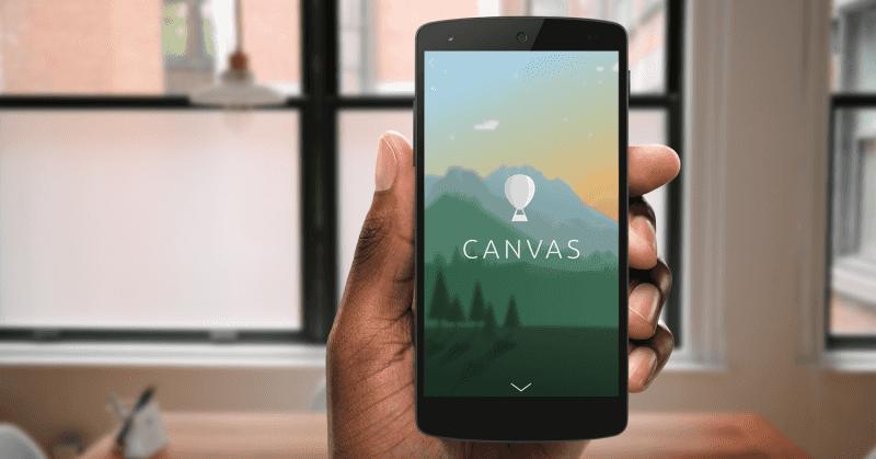 crear anuncios en facebook canvas
