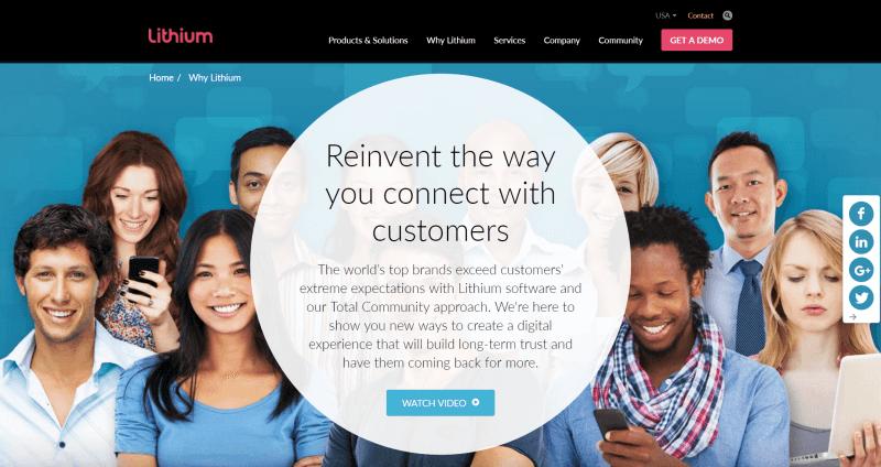interactuar con clientes