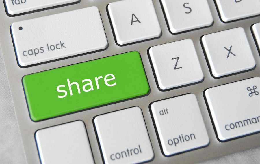 compartir contenido