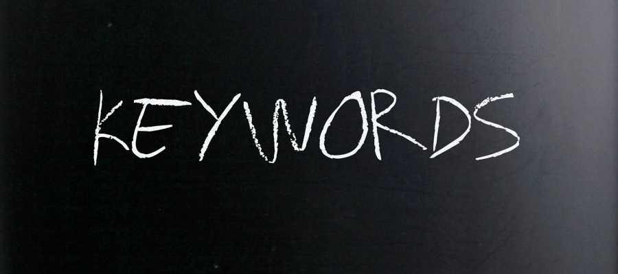 estudio de keywords