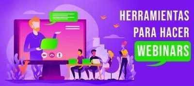 Herramientas para hacer webinars | MarTech Forum