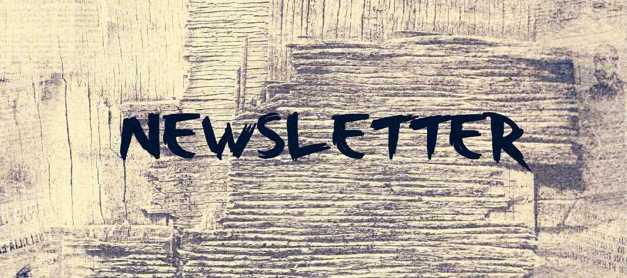 newsletter mobile first