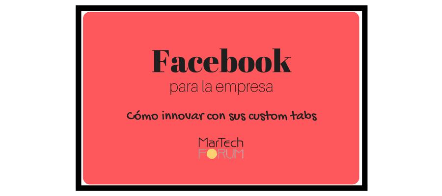 facebook para la empresa