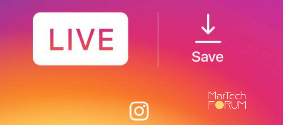 vídeos en vivo de instagram