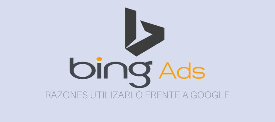 Bing ads: razones para apostar por el rival de Google MarTech FORUM