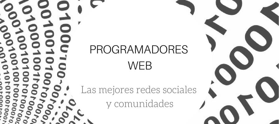 Comunidades para programadores web | MarTech Forum