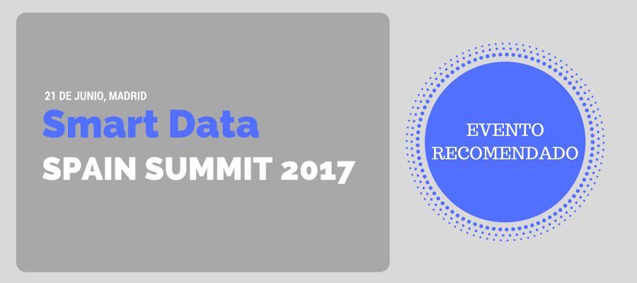 Smart Data Spain Summit 2017 Evento MarTech FORUM
