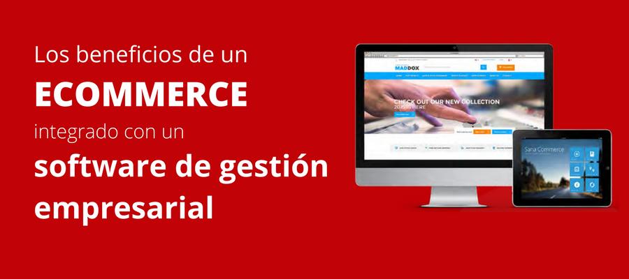 Por qué integrar ERP y plataformas de comercio electrónico Sana Commerce Tres60 MarTech FORUM