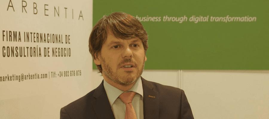 Daniel Taboada González CEO Arbentia eShow 2017 | MarTech FORUM