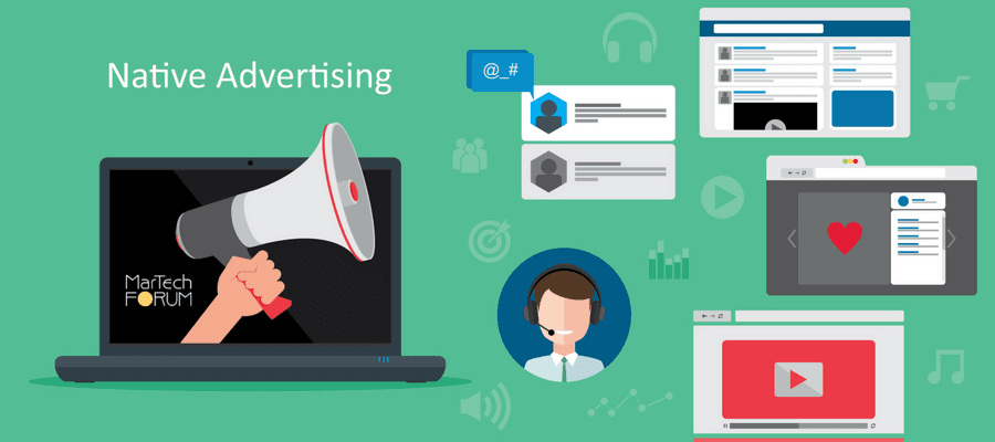 Native Advertising y Branded Content   MarTech FORUM