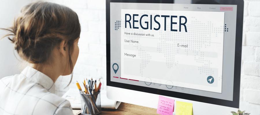 Crear un formulario web MarTech FORUM
