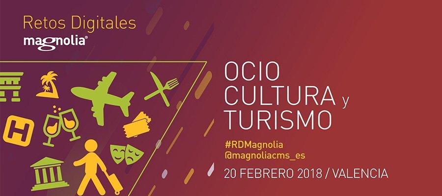 Retos digitales en Ocio, Cultura y Turismo | MarTech FORUM