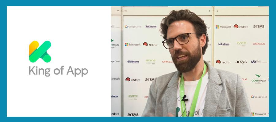 Entrevista King of app - Juan José Gómez | MarTech FORUM