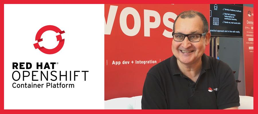 OpenShift Red Hat - Entrevista a Miguel Ángel Díaz | MarTech Forum