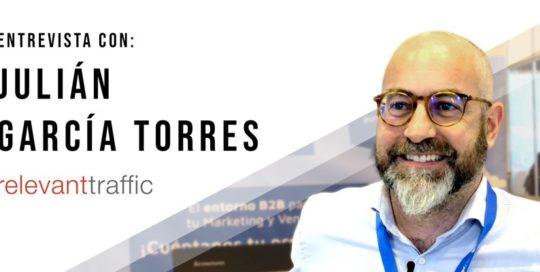 Julián García, CEO Relevant Traffic | MarTech Forum