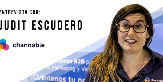Judit Escudero de Channable   MarTech Forum
