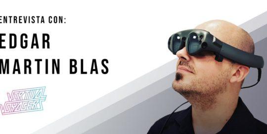 Edgar Martin Blas de Virtual Voyagers   MarTech Forum