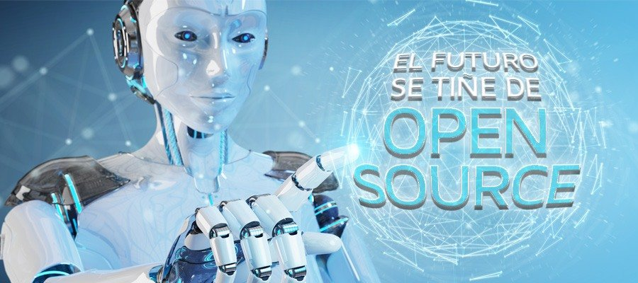 El futuro se tiñe de Open Source | MarTech Forum