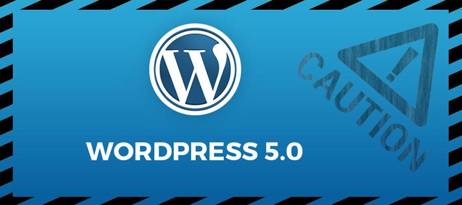 WordPress 5.0 ya está entre nosotros | MarTech Forum