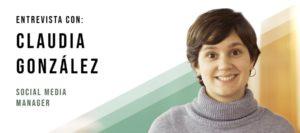 Entrevista Claudia González | MarTech Forum