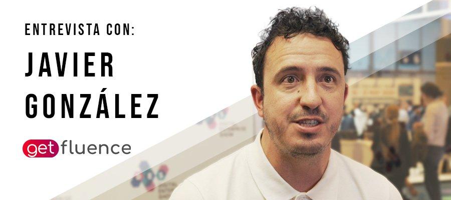 Javier González de getfluence | MarTech Forum