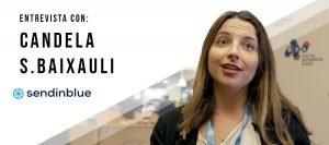 Candela S. Baixauli de SendinBlue | MarTech Forum