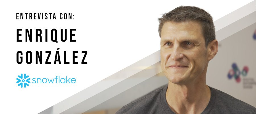 Enrique González - Snowflake | MarTech Forum
