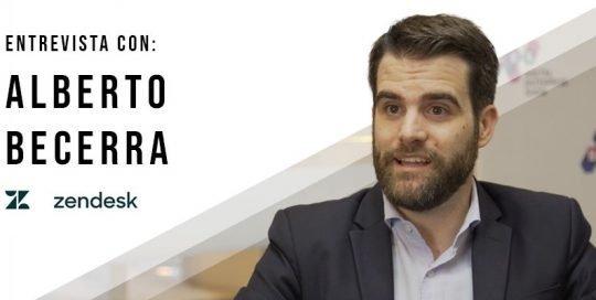 Alberto Becerra de Zendesk | MarTech Forum