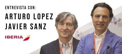 Entrevista Arturo López y Javier Sanz de Iberia | MarTech Forum