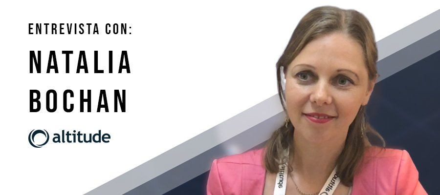 Natalia Bochan de Altitude Software | MarTech Forum