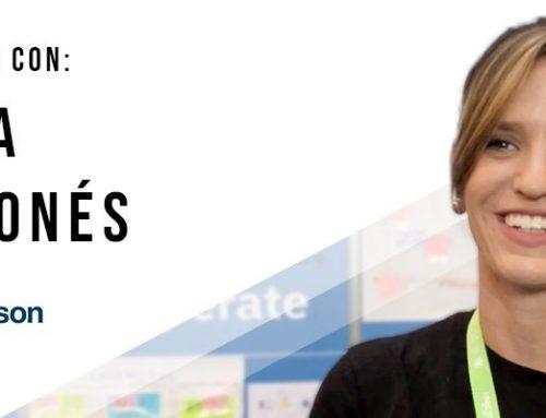 Entrevista a María Borbonés de IBM