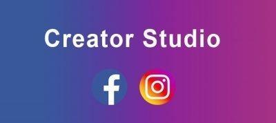 Facebook Creator Studio | MarTech Forum