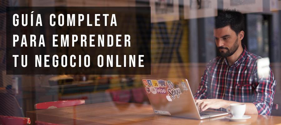 eBook Emprender tu negocio online | MarTech Forum