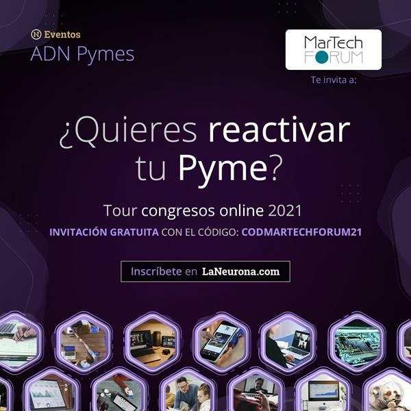 Te invitamos ADN Pymes 2021